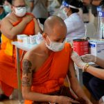 As cases surge, Thai hospital uses containers to store bodies